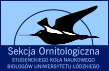 Sekcja Ornitologiczna SKNB UŁ